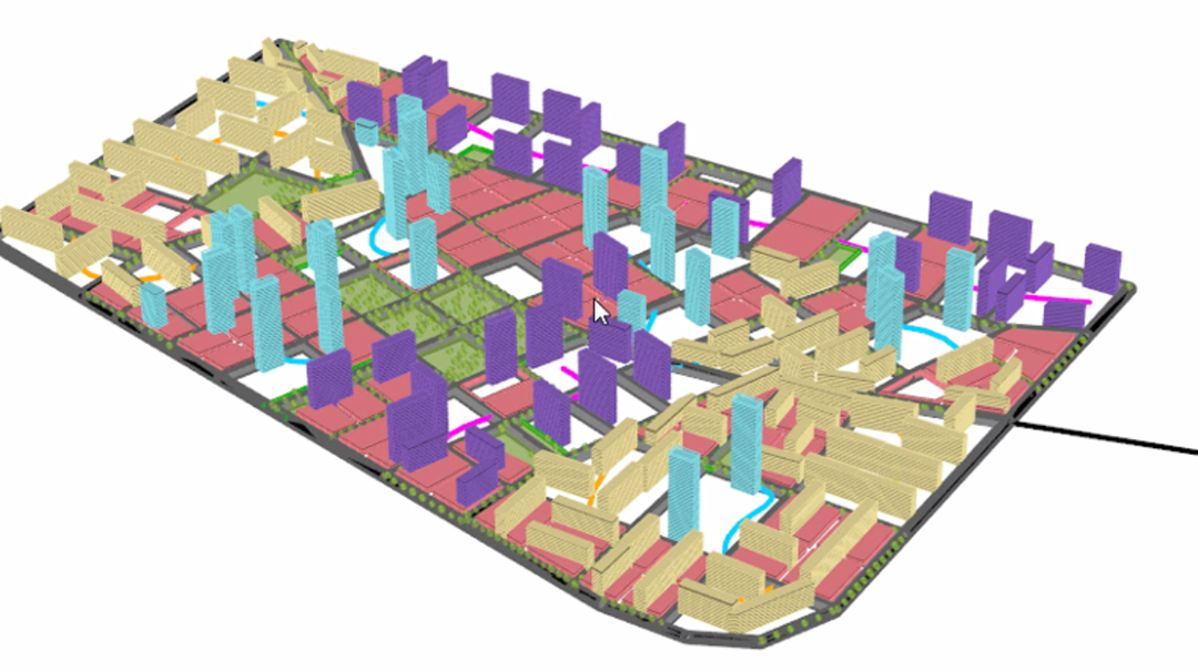 Adaptive Urban Masterplan 05/18