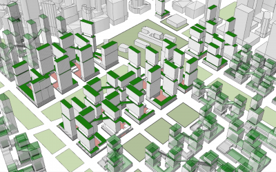 Cognitive Urban Design Computing @ FCL