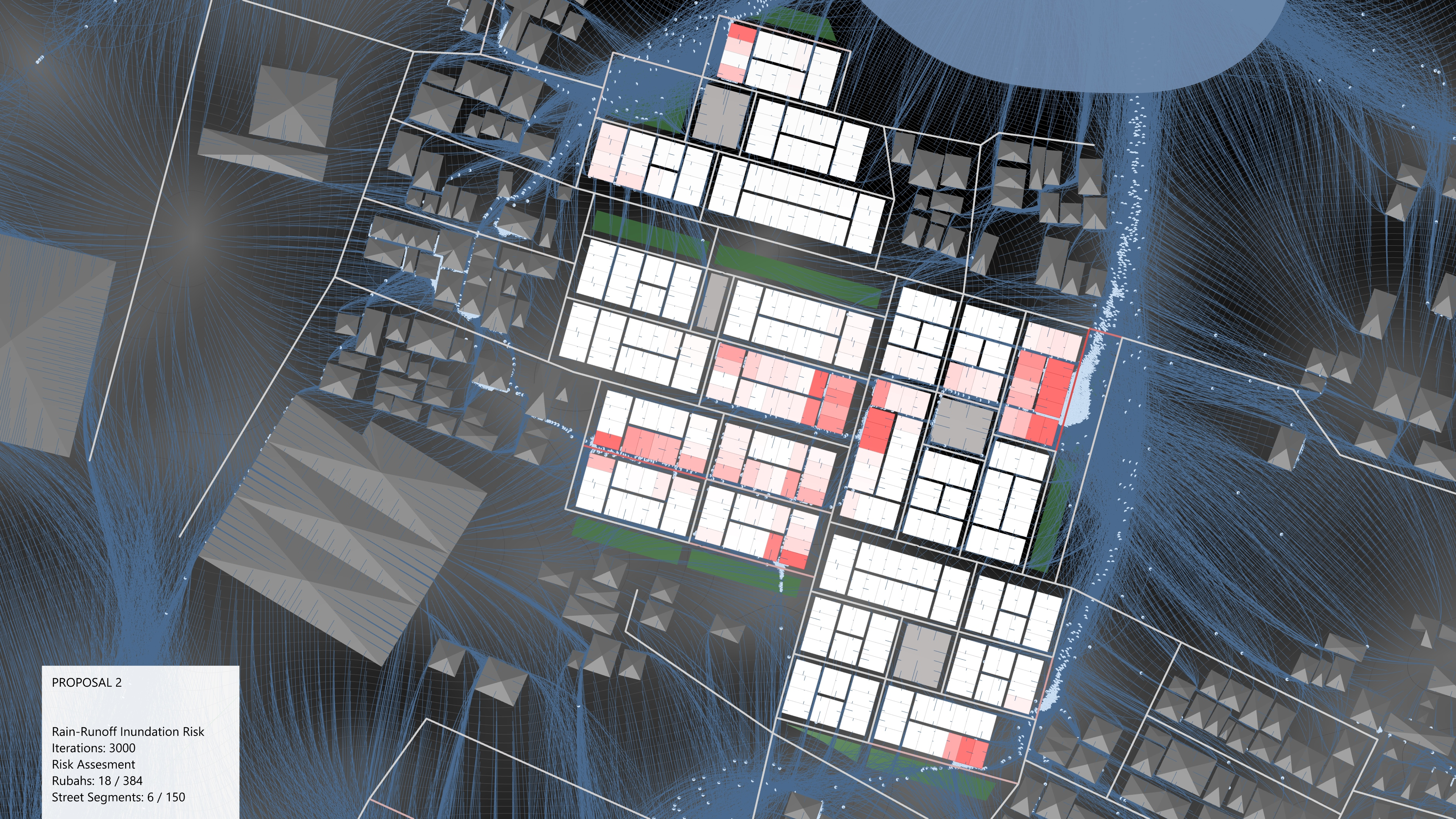 Spatial Resilience Towards Flooding Hazards | DeCodingSpaces