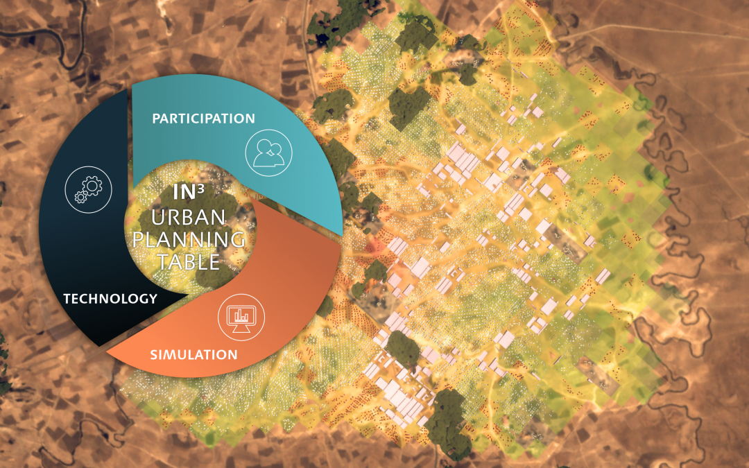 Urban Planning Table – Integrated Infrastructure